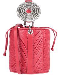 Gedebe Handbag - Red