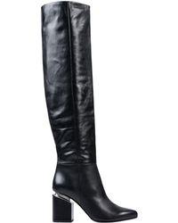 Vic Matié Boots - Black