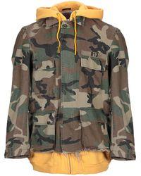 R13 Jacket - Green