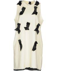 Till.da - Short Dress - Lyst