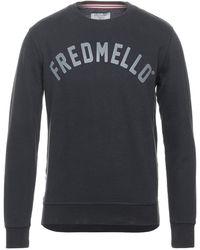 Fred Mello Sweatshirt - Schwarz