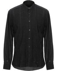 Tintoria Mattei 954 Camisa - Negro