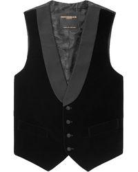 Favourbrook Waistcoat - Black