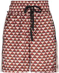 Maison Scotch Shorts e bermuda - Rosso