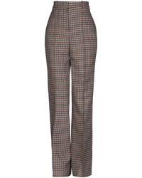 Victoria Beckham Pantalone - Multicolore