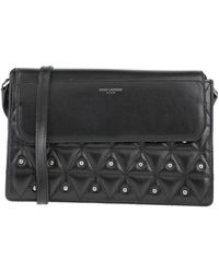 Saint Laurent Cross-body Bag - Black