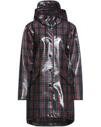 Rino & Pelle Overcoat - Multicolor