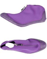 Swims Footwear Accessory - Purple