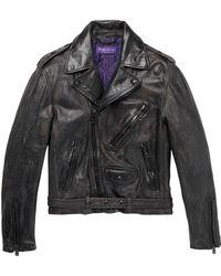 Ralph Lauren Purple Label Jacket - Black