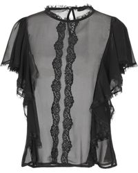 Ralph Lauren Black Label - Blouse - Lyst