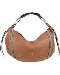 Borbonese Handbag - Brown