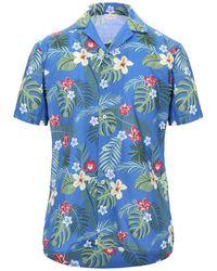 Altea Camisa - Azul