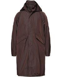 Hevò Overcoat - Brown