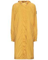 Ciesse Piumini Overcoat - Yellow