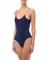 Oséree One-piece Swimsuit - Blue