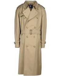 Burberry | Overcoat | Lyst