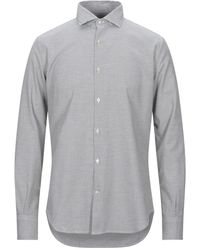 Brooksfield Shirt - Gray