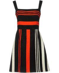 Dolce & Gabbana - Robe courte - Lyst