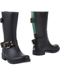 Colors Of California Ankle Boots - Black
