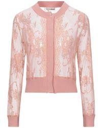 Relish Cardigan - Pink