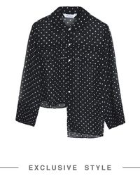 Fleamadonna Shirt - Black