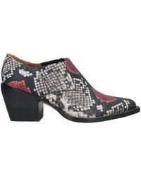 Chloé Shoe Boots - Natural