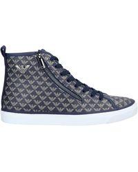 Emporio Armani Sneakers - Azul