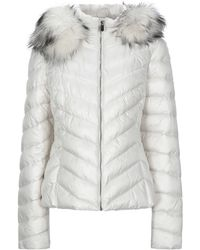 Tru Trussardi Synthetic Down Jacket - White