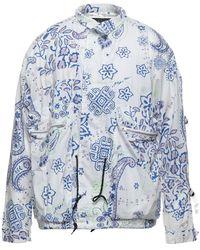 Flagstuff Jacket - White