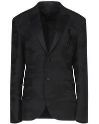 Neil Barrett Suit Jacket - Black