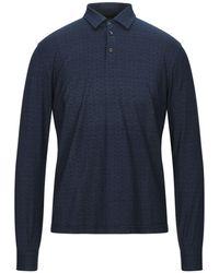 Zanone Polo Shirt - Blue