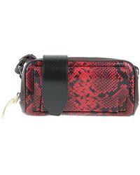 Colville Cross-body Bag - Red