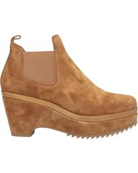 Pedro Garcia Ankle Boots - Brown