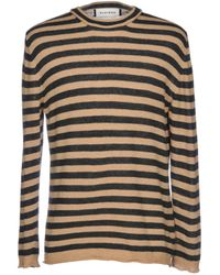 Obvious Basic Pullover - Mehrfarbig