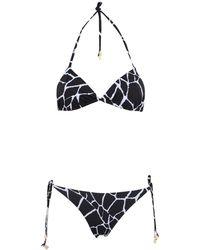 Roberto Cavalli Bikini - Black