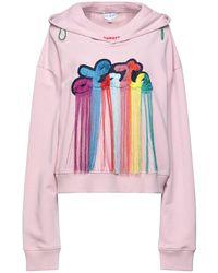 Mira Mikati Sweat-shirt - Rose
