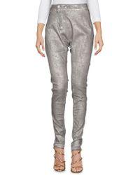 NÜ Denim Pants - Gray