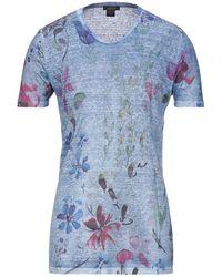 Avant Toi Camiseta - Azul