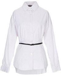 Mariagrazia Panizzi Shirt - White
