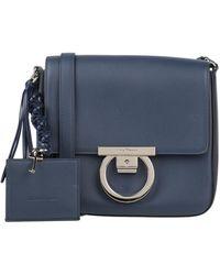 Ferragamo Cross-body Bag - Blue