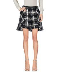 Sacai Luck   Mini Skirt   Lyst