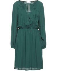 LUCKYLU  Milano Short Dress - Green