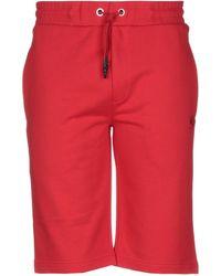 McQ Shorts et bermudas - Rouge