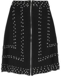 Care Of You Knee Length Skirt - Black