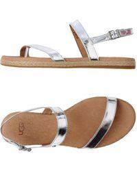 UGG - Toe Post Sandal - Lyst