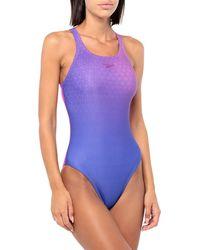 Speedo Performance Wear - Purple