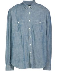 J.Crew Camisa - Azul