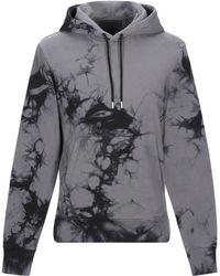Helmut Lang Sweat-shirt - Gris