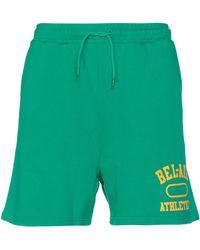 BEL-AIR ATHLETICS Shorts & Bermuda Shorts - Green