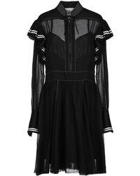 Philosophy Di Lorenzo Serafini Short Dress - Black